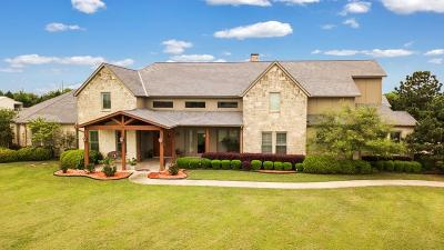 Rockwall Single Family Home For Sale: 2785 Rolling Meadows Drive