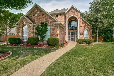 Southlake Single Family Home For Sale: 1404 Cambridge Crossing