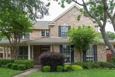 Flower Mound Single Family Home Active Option Contract: 3220 Preakness Drive