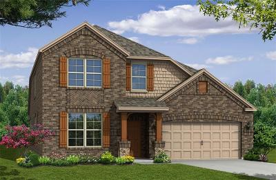 Haslet Single Family Home For Sale: 11876 Toppell Trail