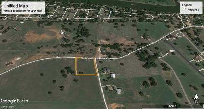 Weatherford Residential Lots & Land For Sale: 9r Driftwood Ranch Trail