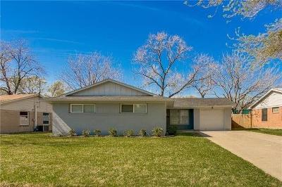 Farmers Branch Single Family Home For Sale: 13375 Glenside Drive