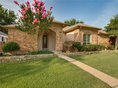 Coppell Single Family Home For Sale: 657 Phillips Drive
