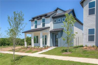 Fort Worth Single Family Home Active Option Contract: 2236 Scenic Bluff Drive