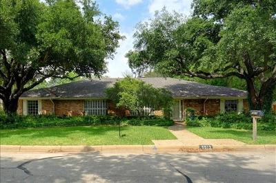 Fort Worth Single Family Home For Sale: 6912 Miramar Circle
