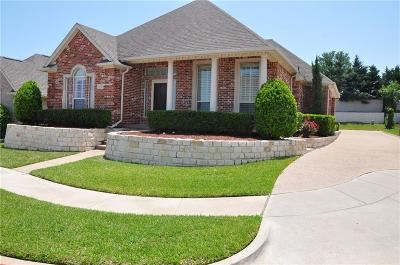 Benbrook Single Family Home For Sale: 4920 Ridge Circle