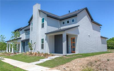 Fort Worth Single Family Home For Sale: 2300 Scenic Bluff Drive