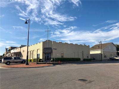 Aledo Commercial For Sale: 241 N Front Street