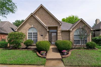 Irving Single Family Home Active Option Contract: 313 Pecos Trail