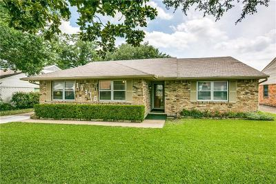 Dallas Single Family Home For Sale: 10310 Chesterton Drive