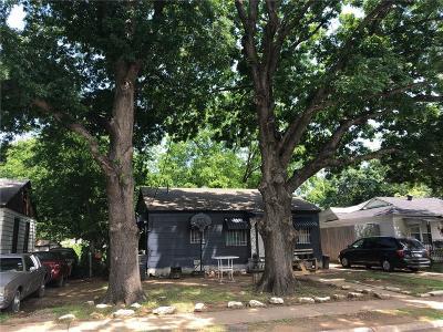 Dallas County Single Family Home For Sale: 6610 Lockheed Avenue