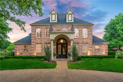 Southlake Single Family Home Active Option Contract: 602 Potomac Place
