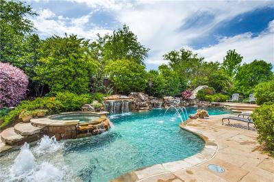 McKinney Single Family Home Active Contingent: 8409 Craftsbury Lane