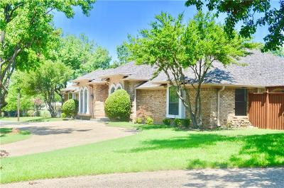 Single Family Home For Sale: 3707 Jubilee Trail