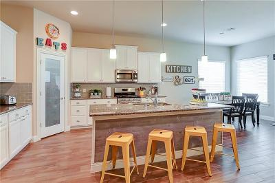 Frisco Single Family Home Active Contingent: 3813 Riversdale Road