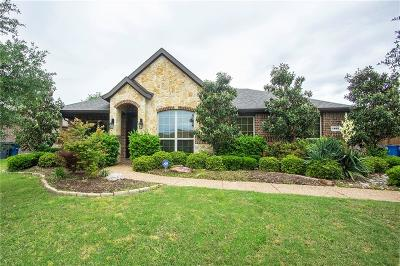 Wylie Single Family Home For Sale: 1802 Watermark Lane