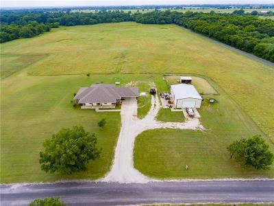 Grayson County Single Family Home For Sale: 2474 Hog Town Road