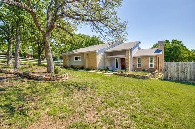 Dalworthington Gardens Single Family Home For Sale: 3207 Wild Oak Court