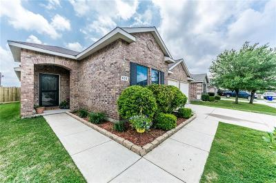 Lavon Single Family Home Active Option Contract: 520 Harding Lane