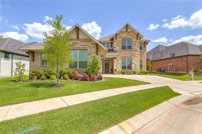 Burleson Single Family Home For Sale: 1205 Yosemite Way