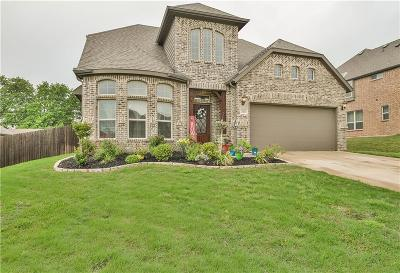 Weatherford Single Family Home For Sale: 2018 Bay Laurel Drive