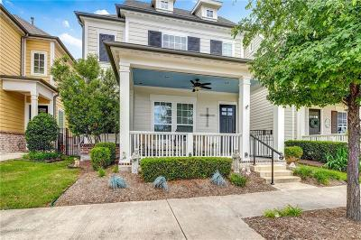 Coppell Single Family Home For Sale: 774 E Main Street