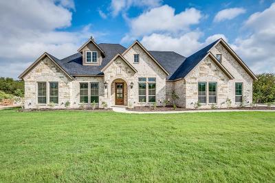 Midlothian Single Family Home For Sale: 871 San Saba E