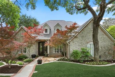 Plano Single Family Home Active Contingent: 3101 Royal Ashdown Court