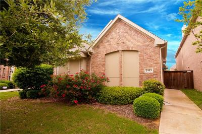 Lewisville Single Family Home For Sale: 2453 Sunderland Lane