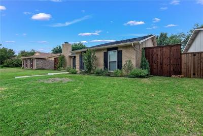 Coppell Single Family Home Active Option Contract: 517 Shadowcrest Lane