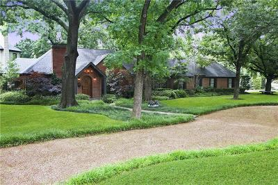 Dallas County Single Family Home For Sale: 4406 Ridge Road