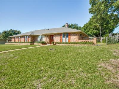 Dallas County Single Family Home Active Option Contract: 4221 Meadowdale Lane