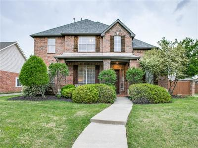 Lewisville Single Family Home Active Option Contract: 1206 King Bors Lane