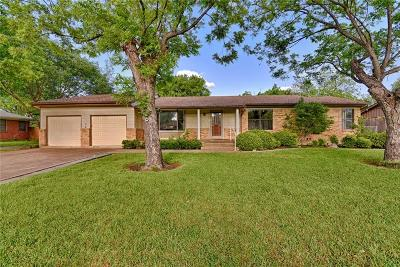 Richland Hills Single Family Home Active Option Contract: 3604 Chaffin Drive