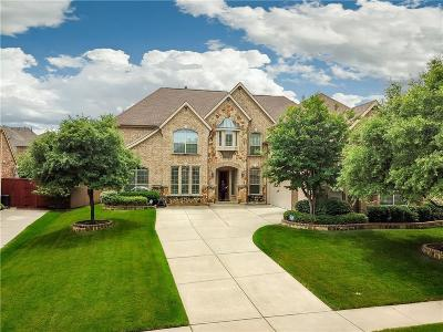 Grand Prairie Single Family Home For Sale: 6835 Shalloway