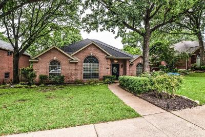 Coppell Single Family Home For Sale: 532 Halifax Lane