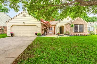 Grapevine Single Family Home For Sale: 505 Yellowstone Drive