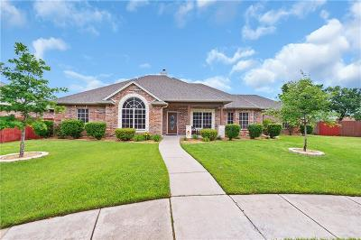 Red Oak Single Family Home Active Contingent: 102 Dovehill Circle