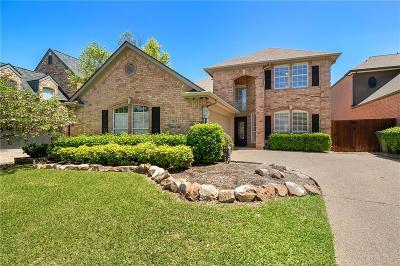 Denton County Single Family Home For Sale: 2812 Prestonwood Drive