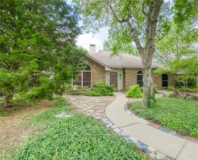 Frisco Single Family Home For Sale: 7980 Flagstone Street