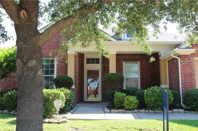 Forney Single Family Home For Sale: 1022 Trickham Drive