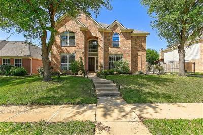 Keller Single Family Home Active Option Contract: 709 Creek Crossing Trail