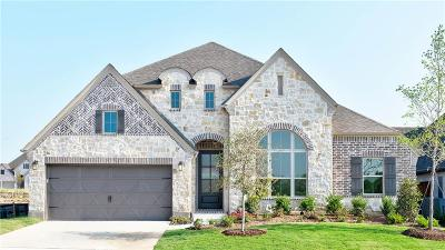 Little Elm Single Family Home For Sale: 332 Texas Red Lane