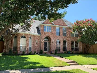 Rowlett Single Family Home For Sale: 3010 Carla Drive