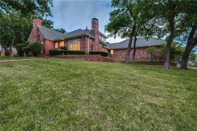 Colleyville Single Family Home For Sale: 4001 Fair Hill Court
