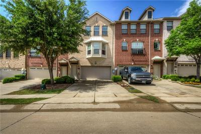 Lewisville Townhouse For Sale: 2548 Jacobson Drive