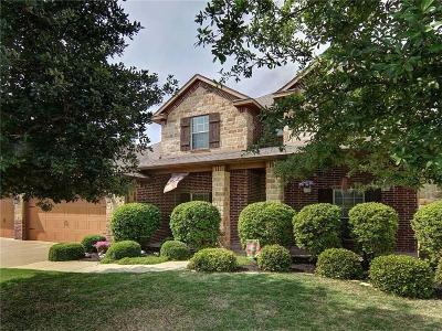 Weatherford Single Family Home Active Option Contract: 1642 Stetson Drive
