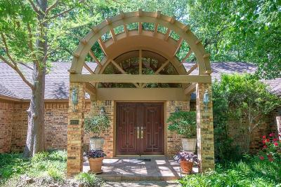 Denton Single Family Home Active Option Contract: 404 San Sebastian Place