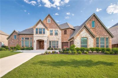 Prosper Single Family Home Active Option Contract: 1740 Thackery Lane