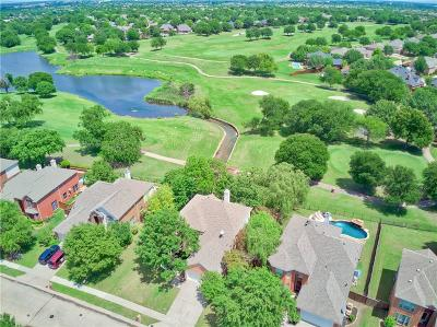 McKinney Single Family Home Active Option Contract: 2805 Woodson Drive
